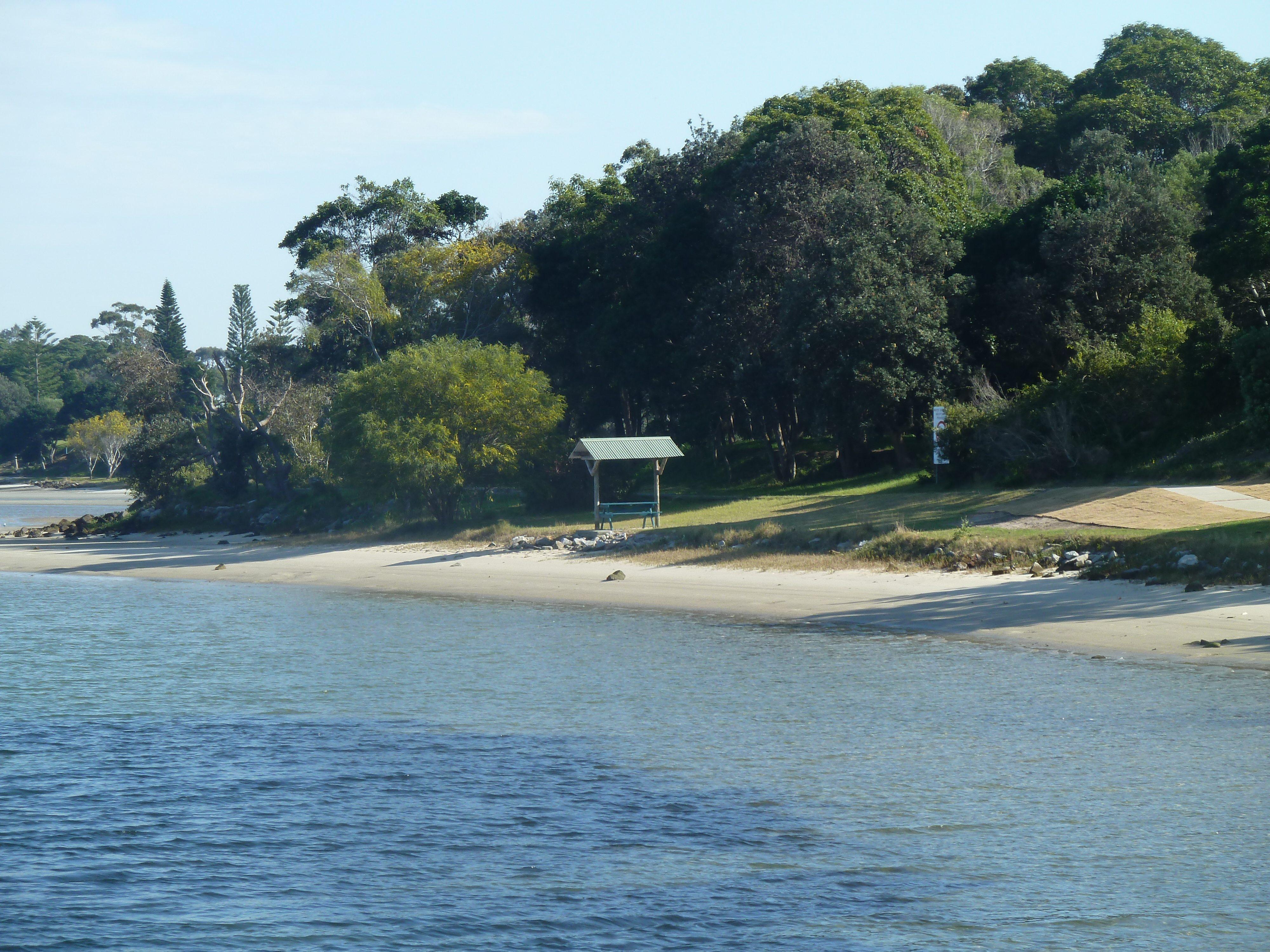 Iluka Bay foreshore erosion project