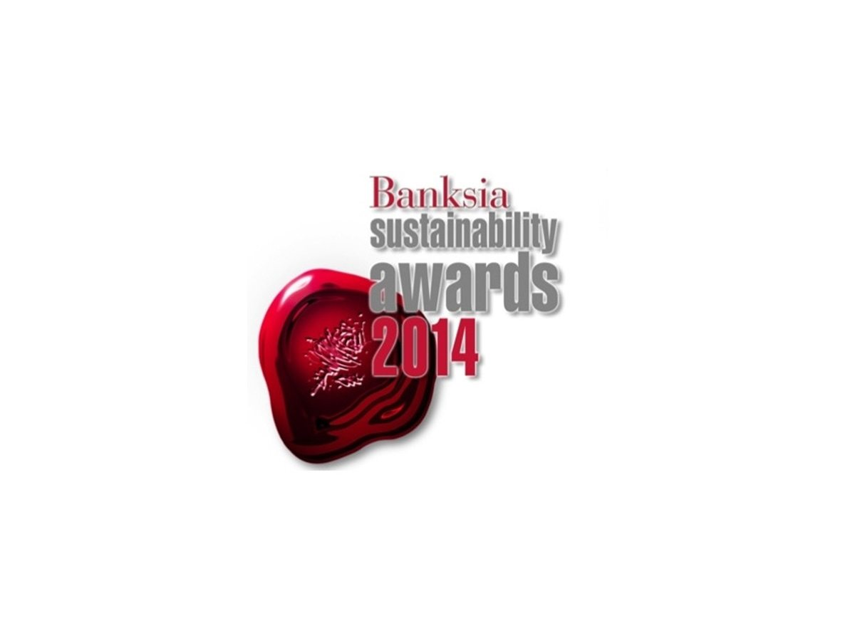 WC have entered the 2014 Banksia Sustainably Awards