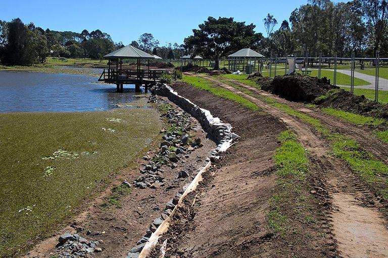 Riverdale Park, Lake Health Assessment and Restoration Plan