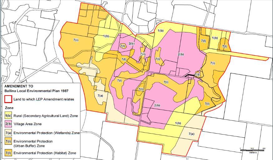 Cumbalum Urban Release Area