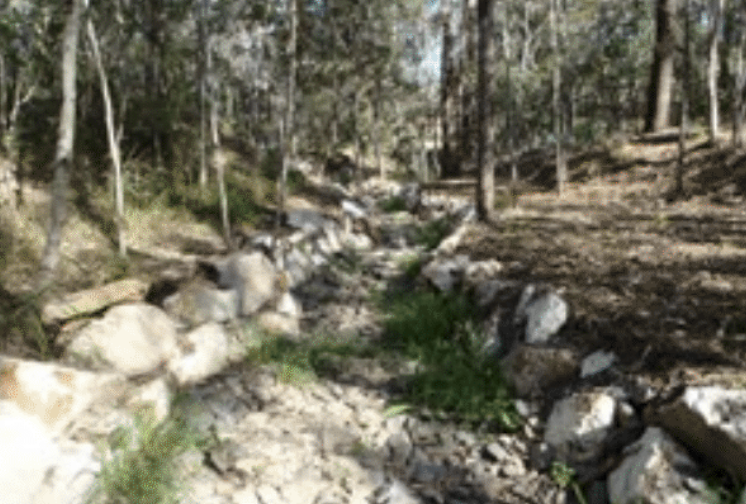 Drainage and Erosion Plan for Iron Pot Creek